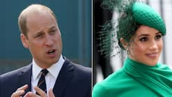 'That bloody woman' - Prince William's alleged remarks about Meghan Markle