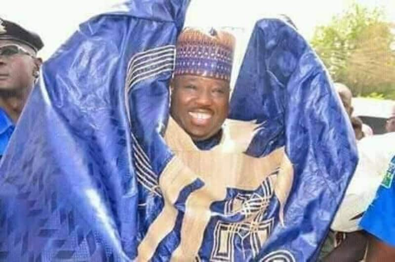 Tsohon gwamnan Borno, Ali Modu Sheriff