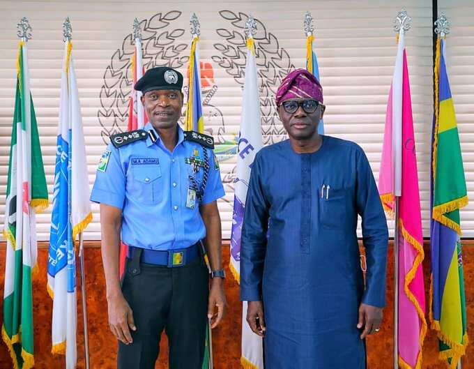 EndSARS: Sanwo-Olu awards scholarship to kids of slain policemen in Lagos