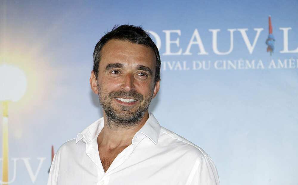 Clément Miserez: Clement Miserez souriant