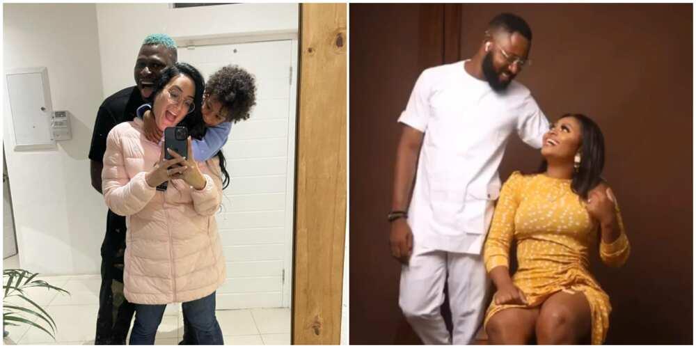 BBNaija married housemates
