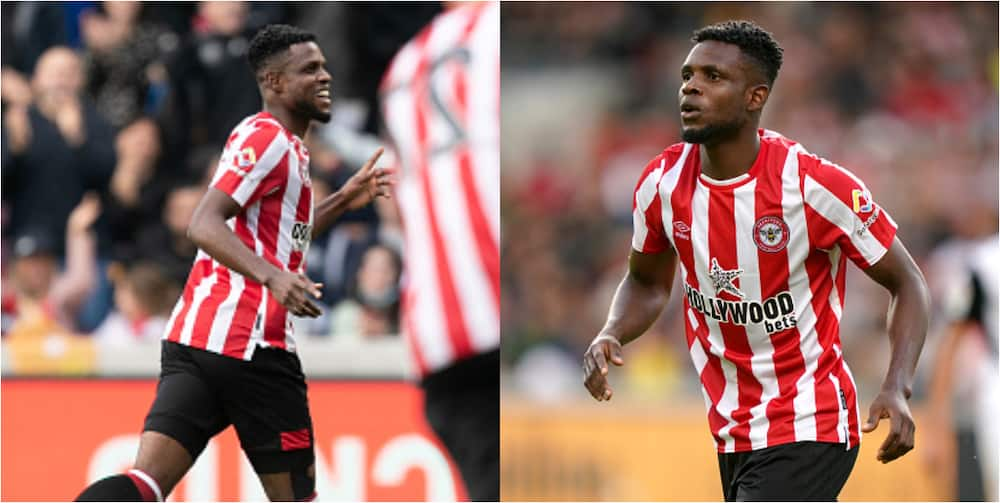 Super Eagles star opens account for new Premier League club in style