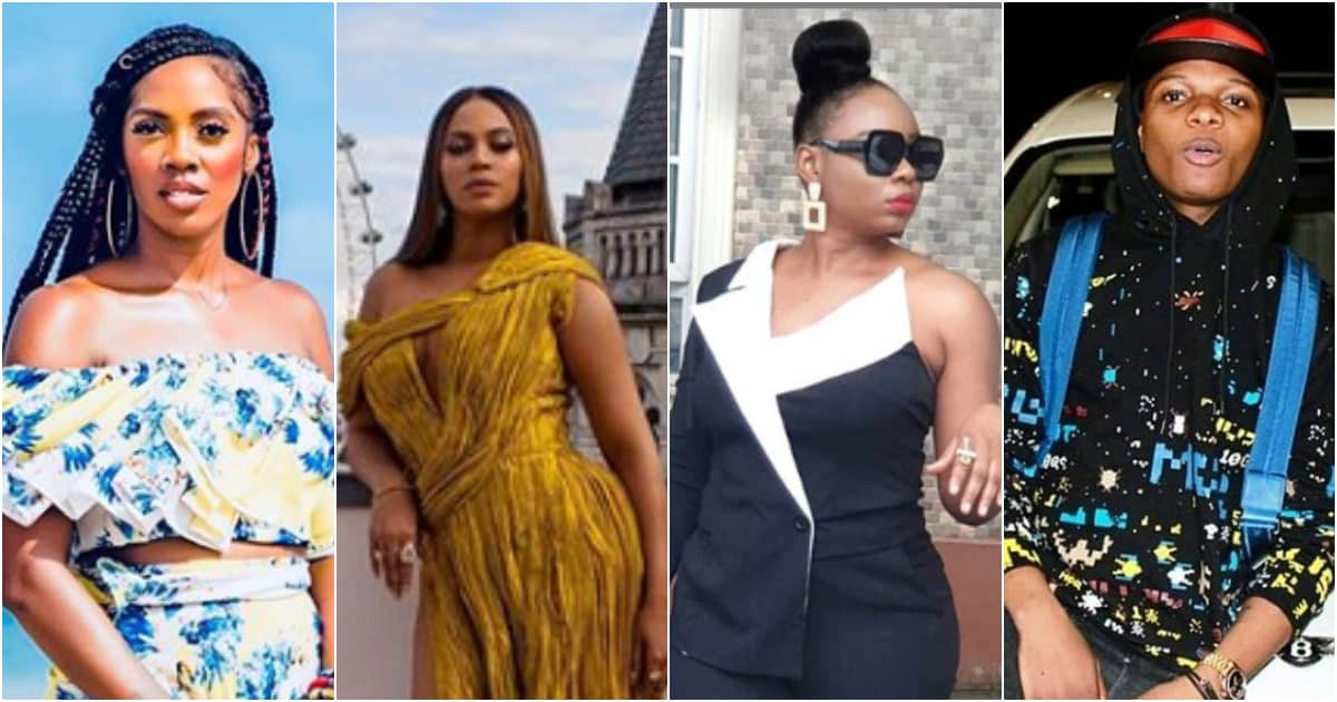 Lion King: Beyonce features Burna Boy, Wizkid, Tiwa Savage and Mr