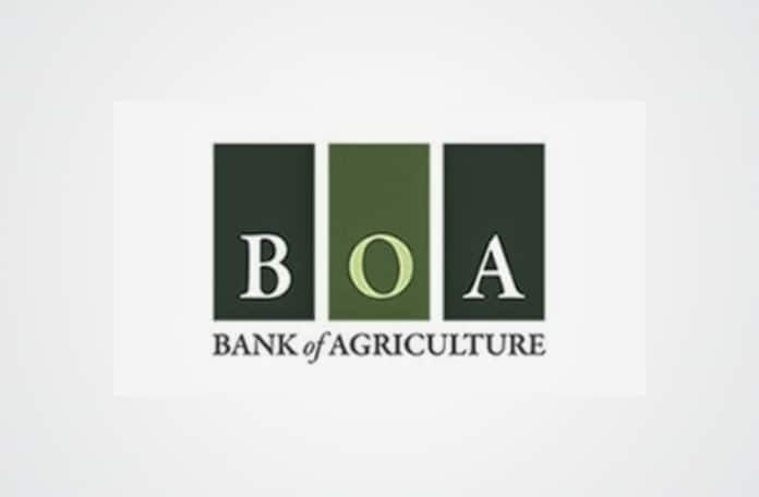 Bank of Agriculture loan requirement