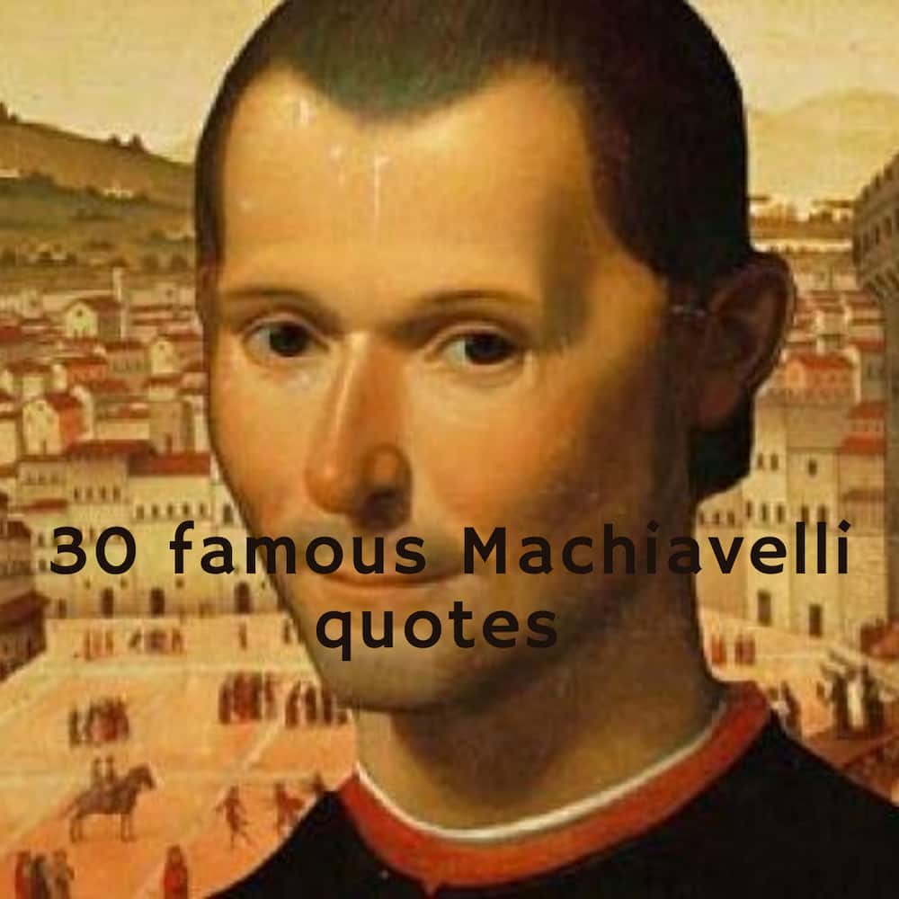 machiavelli the prince quotes