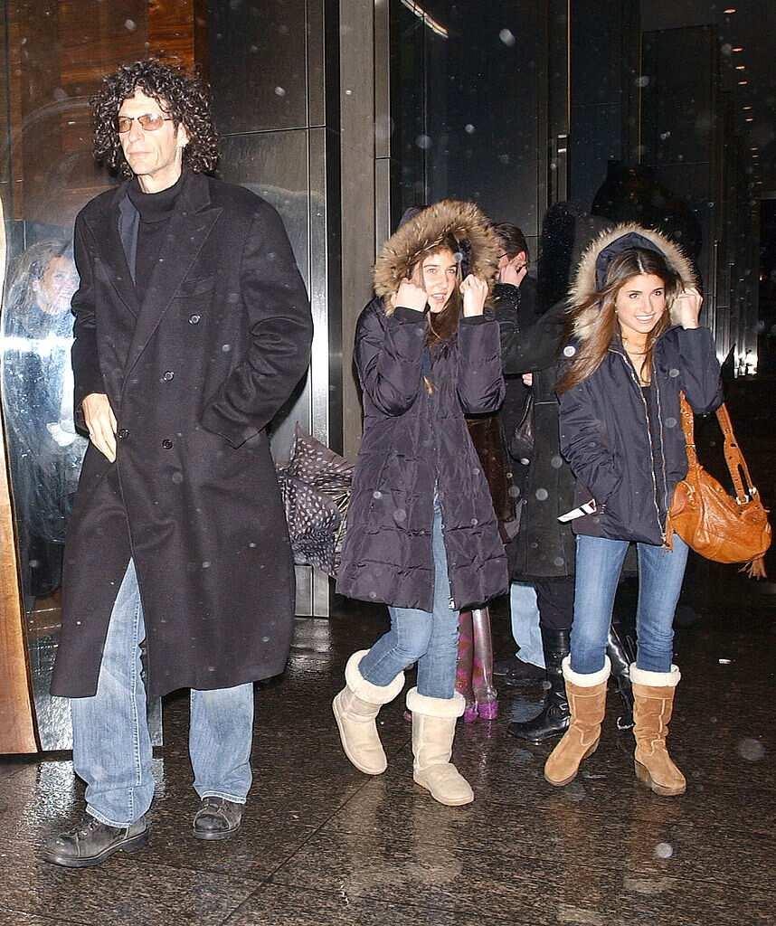 Howard Stern's kids