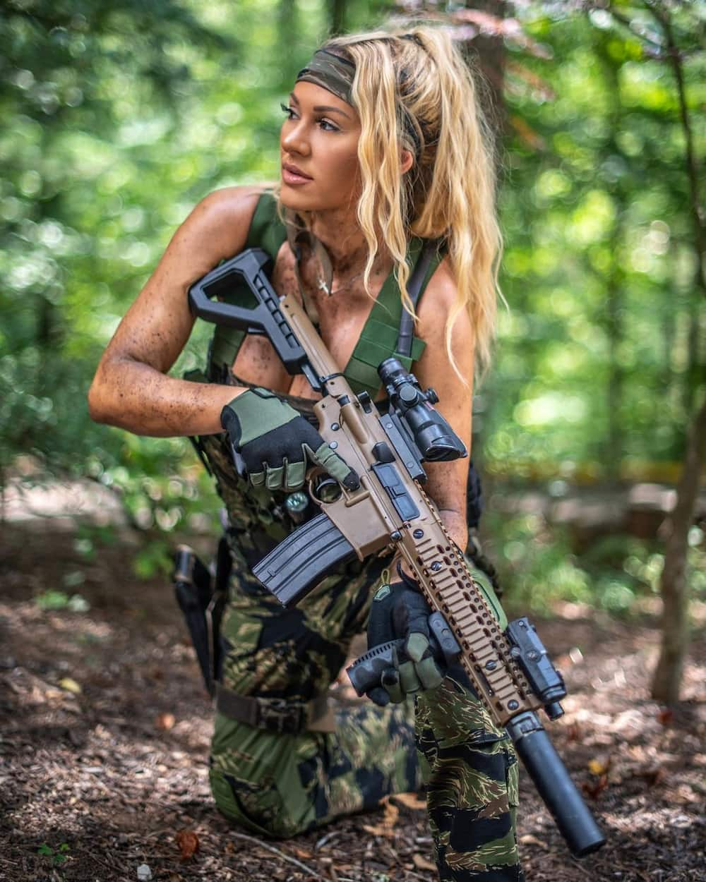 Kindly Myers military