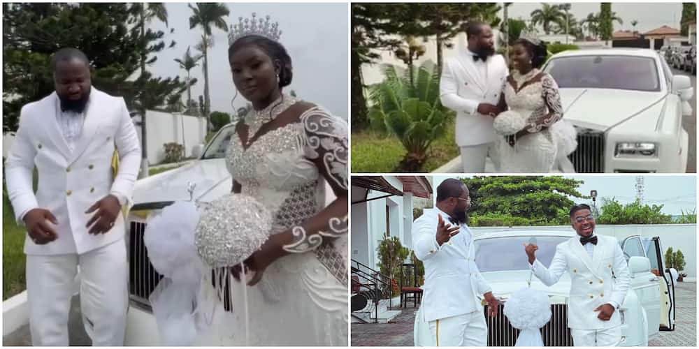 Officially off the Market: Photos, Videos as Singer Harrysong Ties the Knot with His Boo