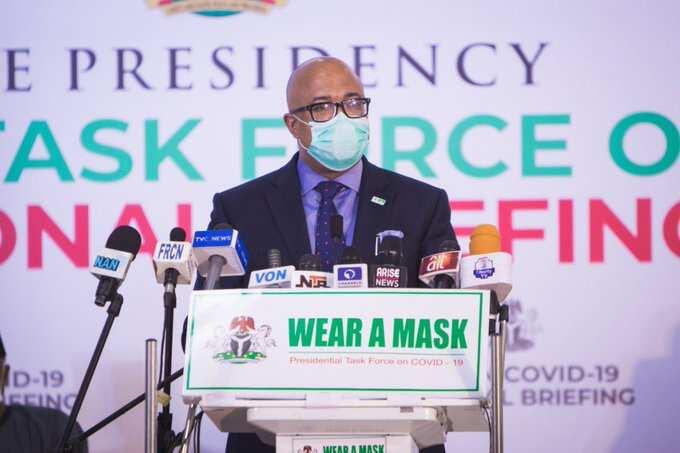Nigeria records new cases Covid-19
