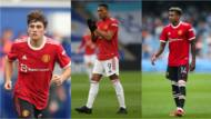 Panic at Old Trafford as 8 first-team stars 'available' for permanent transfers at Manchester United