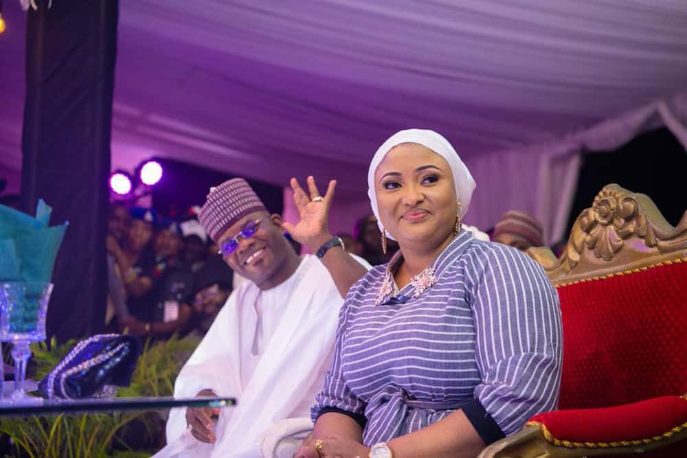 I Can't Come and Die: Kogi Governor Yahaya Bello Says as He Eats Bread and Tea in the Kitchen, Video Sparks Reactions