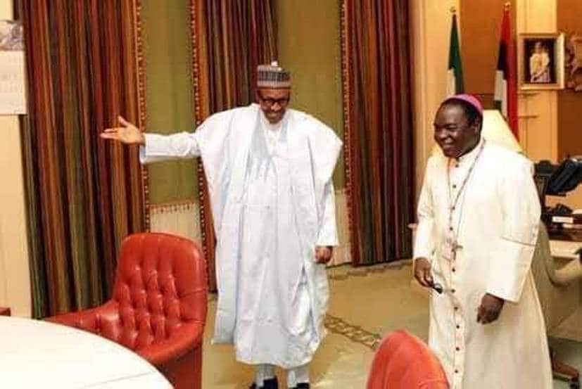 Northern elders react to Kukah's call for coup against Buhari's Govt