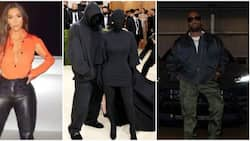 Did Kim Kardashian and Kanye West attend Met Gala together? Peeps speculate