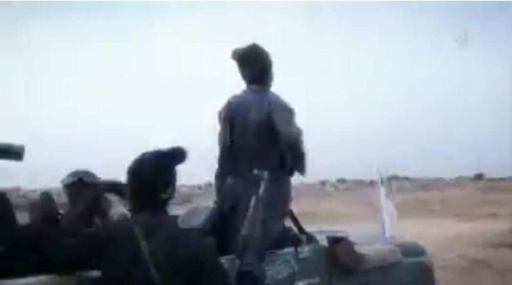 Mayakan Boko Haram sun kone kauye guda a Borno bayan dakarun soji sun ki amsa kiran gaggawa