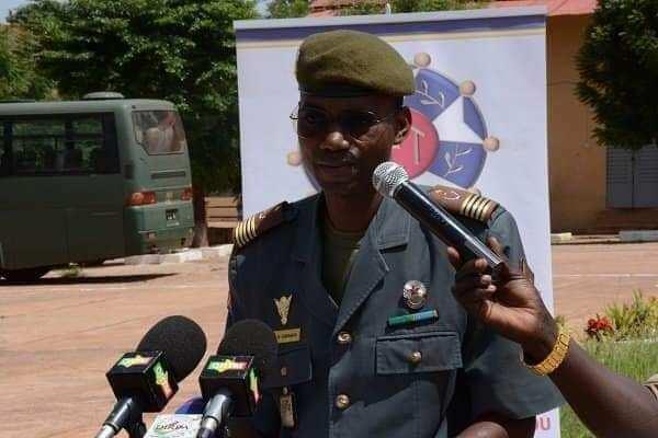 Juyin mulkin Mali: Fuskokin zakakuran sojojin da suka ture gwamnati