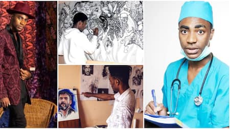 Medicine to music: A peek into the versatile life of BBNaija 2021 housemate Yerins