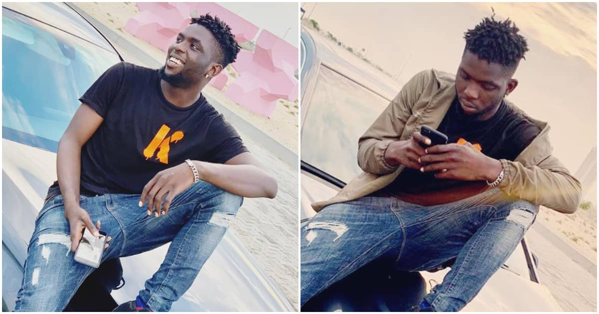 Tragedy strikes as fast-rising Nigerian rapper Ziggy dies after falling off 4-storey building in Lekki