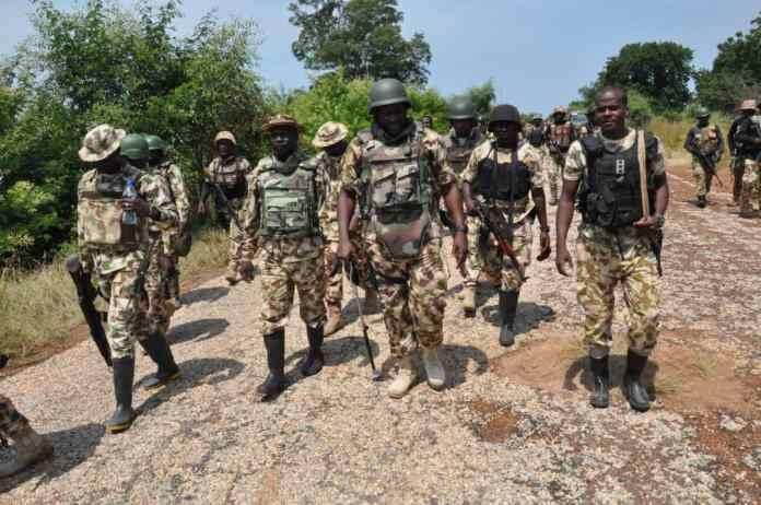 Sojojin Najeriya sun sheke 'yan fashin daji 42 a yankin Shiroro da ke jihar Niger