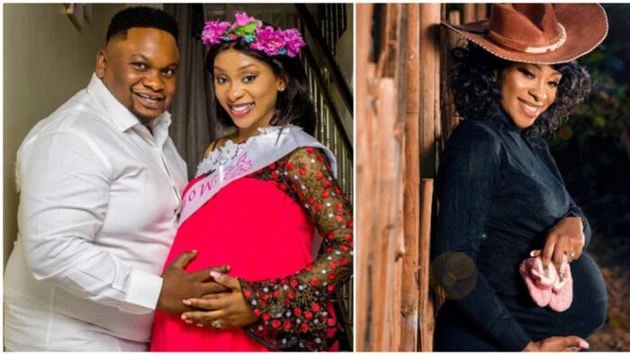 Gospel singer Solomon Lange shares stunning photos of wife to announce 2nd pregnancy