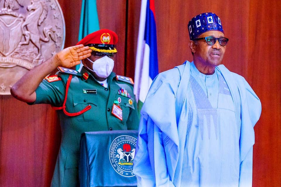 EndSARS: 5 important things President Buhari said in his national address