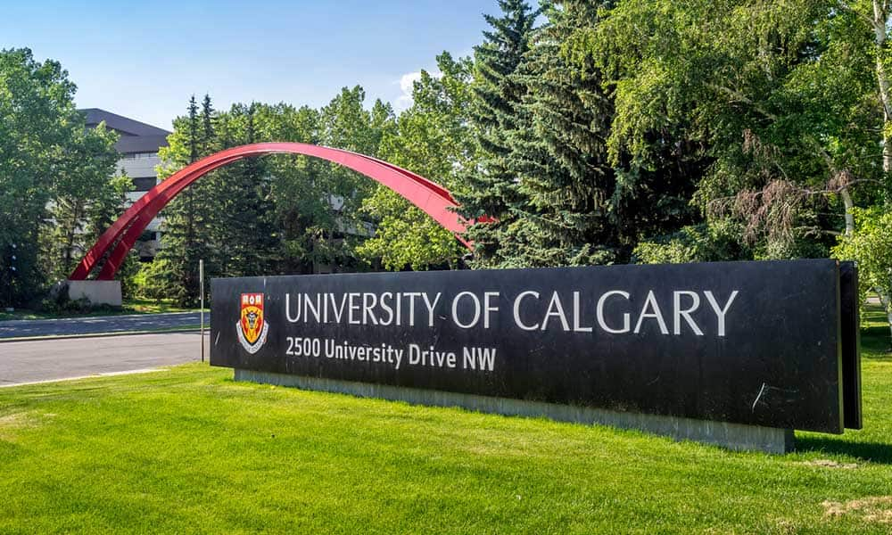 University of Calgary tuition fee for international students