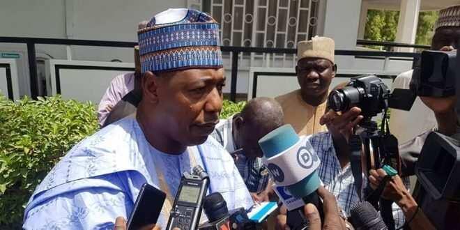 Gwamnan Borno ya sanya ma makafi, kurame da guragu 3,127 albashin dubu Talatin-talatin - Latest News in Nigeria & Breaking Naija News 24/7 | LEGIT.NG