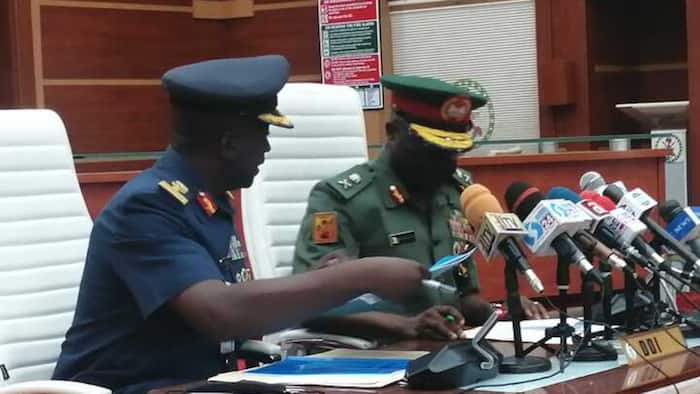 DHQ to journalists: Support us in tackling Nigeria's security challenges