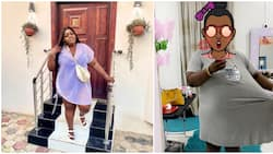 Eniola Badmus almost unrecognizable as she flaunts massive body transformation, says she lost 25kg, many react