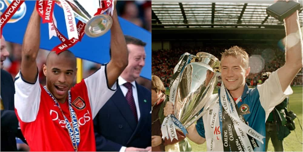 Arsenal, Newcastle Legends Become First Inductees In Premier League Hall Of Fame