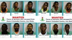 FG releases more names, photos of fleeing inmates who escaped from Imo prison