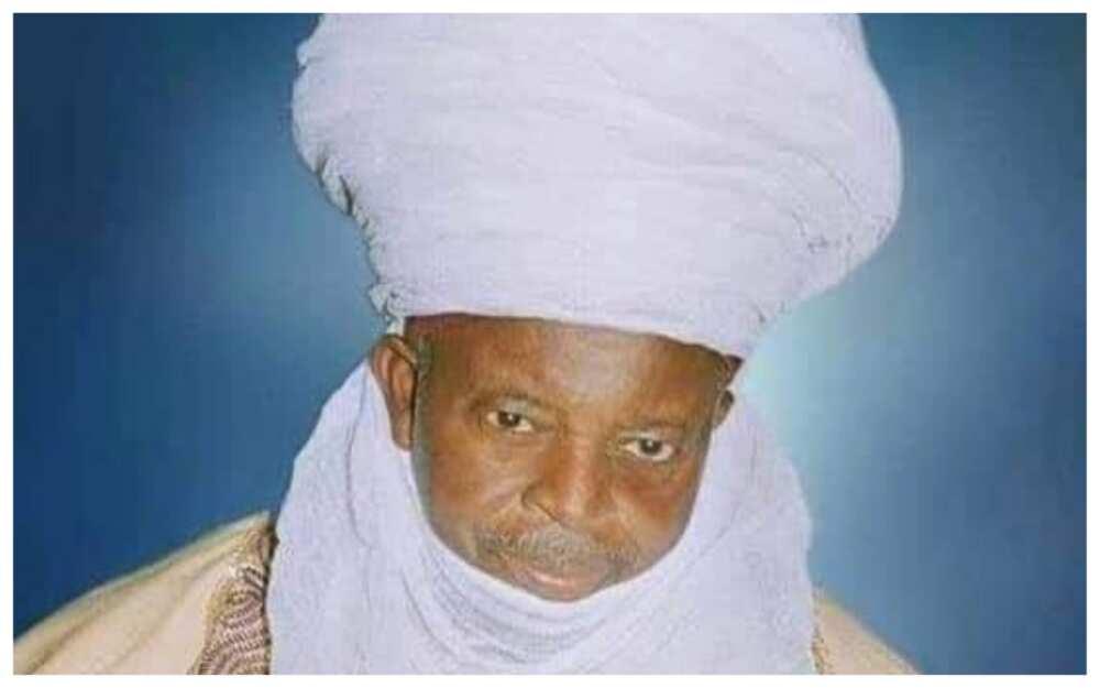 Da dumi-dumi: Allah ya yiwa Sarkin Kontagora, Alhaji Saidu Umaru Namaska, rasuwa