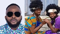 Comedy skit actor claims for dressing like women, some gay me asks him out