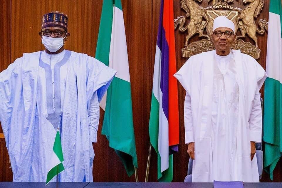 APC leadership crises to be resolved after Buhari returns from London.