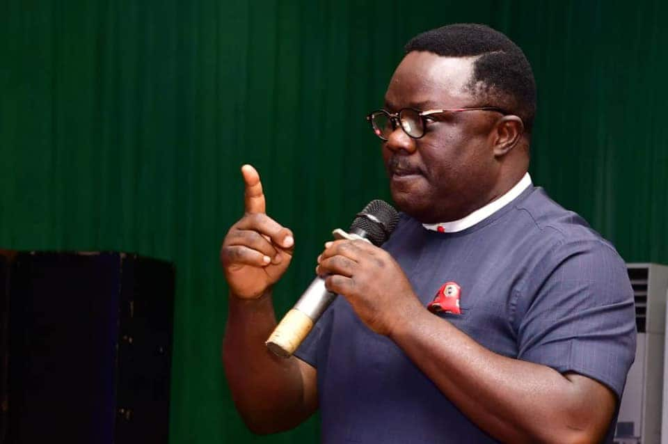 Governor Ben Ayade Sacks Commissioner, Gives No Reason