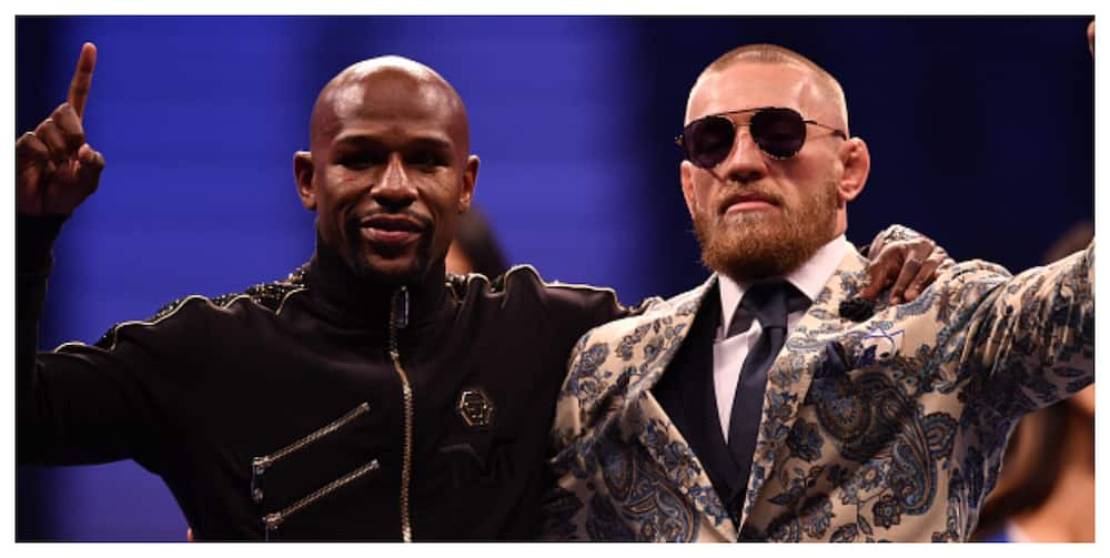 Mayweather, McGregor set for lucrative rematch in first of its kind venue