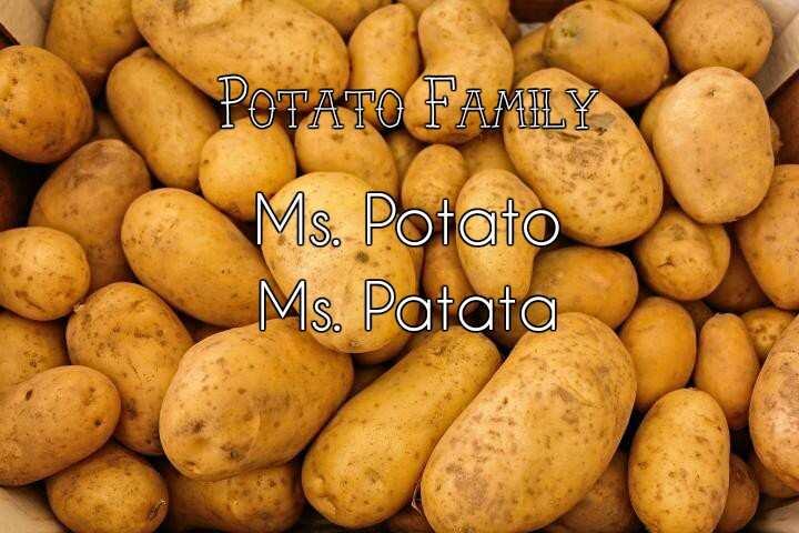 Potato jokes