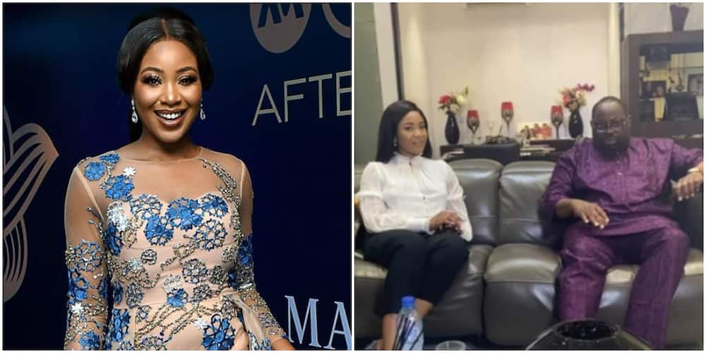 BBNaija's Erica holds tell all interview with Dele Momodu, showers praise on Kiddwaya
