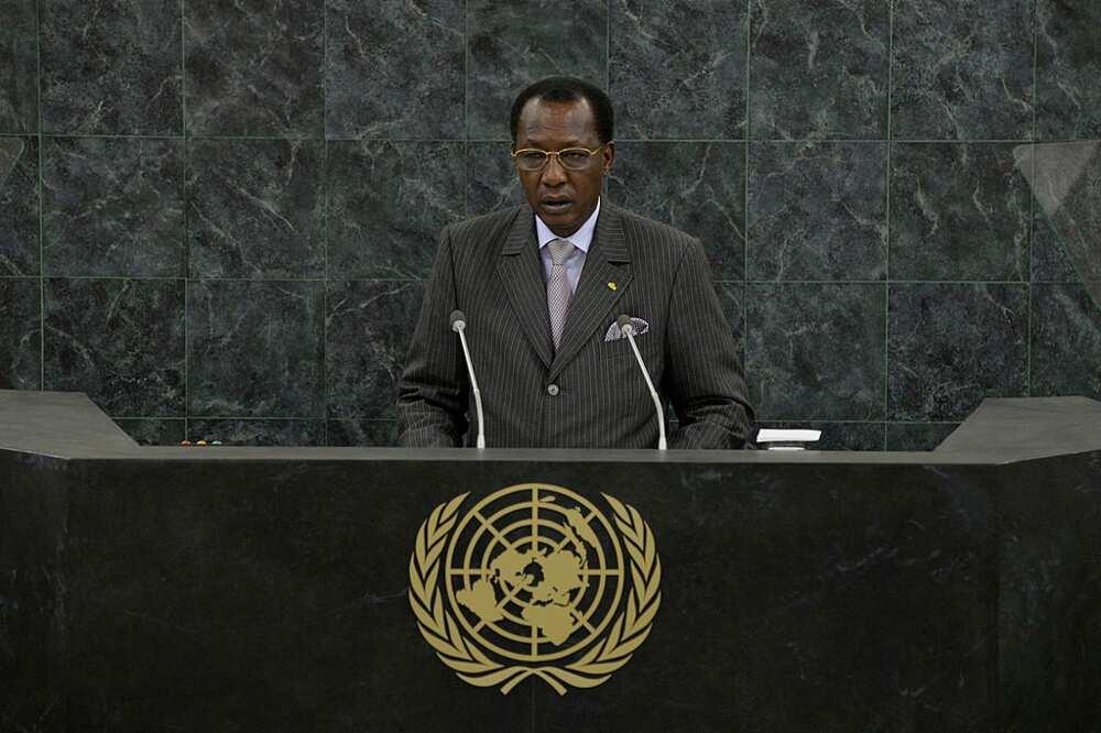 Breaking: Son of Deceased Chadian President Named Interim Head of State