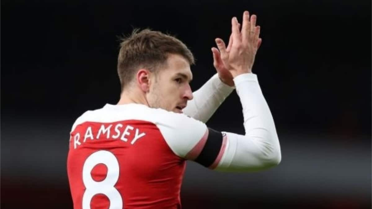 Ramsey reportedly pens £400,000-a-week deal with Juventus ahead of summer switch