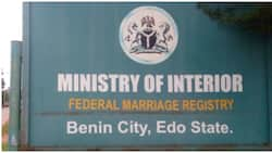 Benin couple left stranded as marriage registry official travels for burial on their wedding day