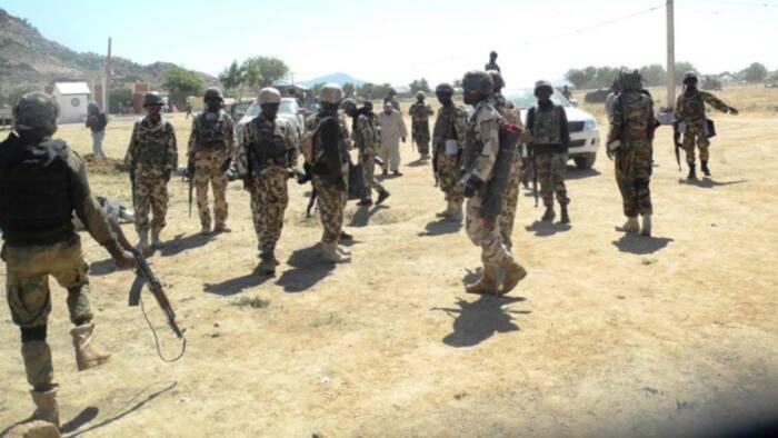 Intense battle as soldiers gun down over 40 bandits in northwest region