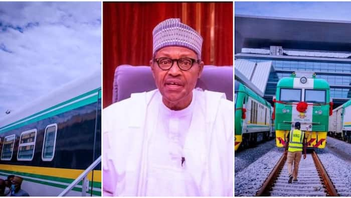 Nigerian government's railway business makes N1.08 billion amid road insecurity