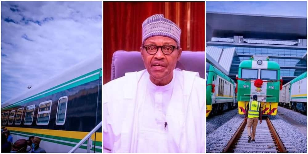 Nigerian Government's Railway Business Makes N1.08billion Amid Road Insecurity