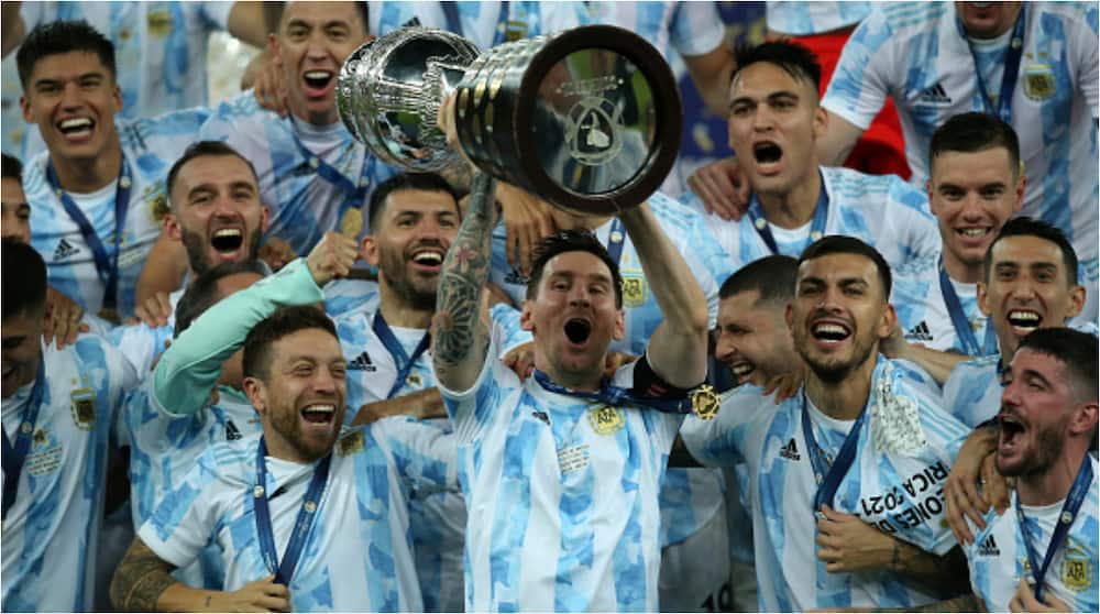 Jubilation in Argentina as Lionel Messi and teammates defeat Brazil to win Copa America, end 28-Year wait