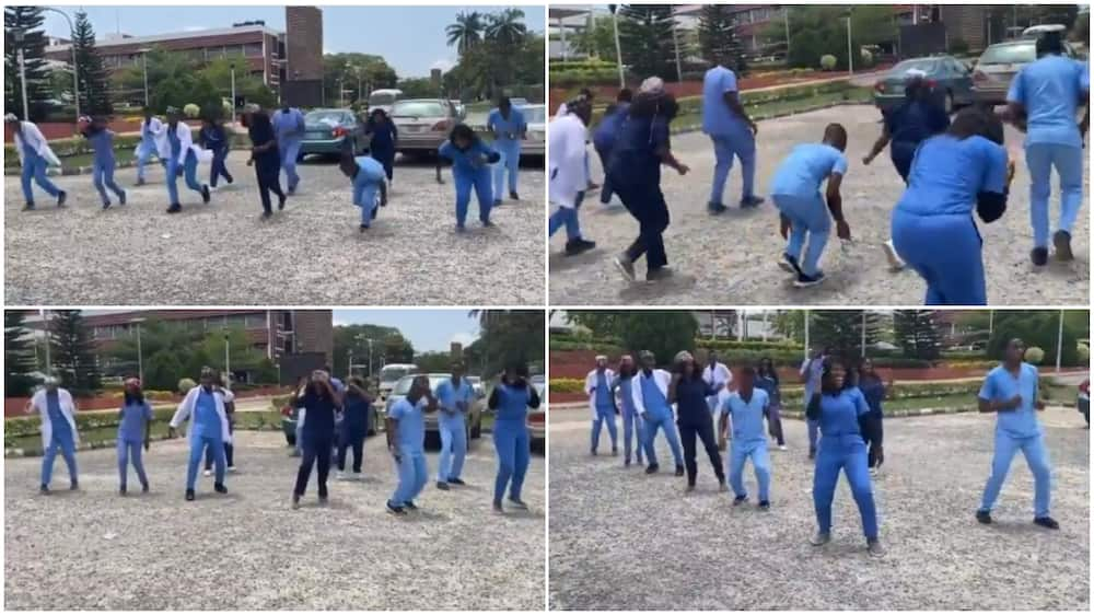 Nigerian Students Who Finally Graduated After 1 Year Delay Dance to Burna Boy Featured Song Jerusalema