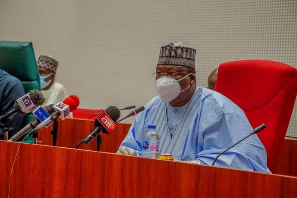 Senate set to give accelerated approval to Buhari's N850bn loan