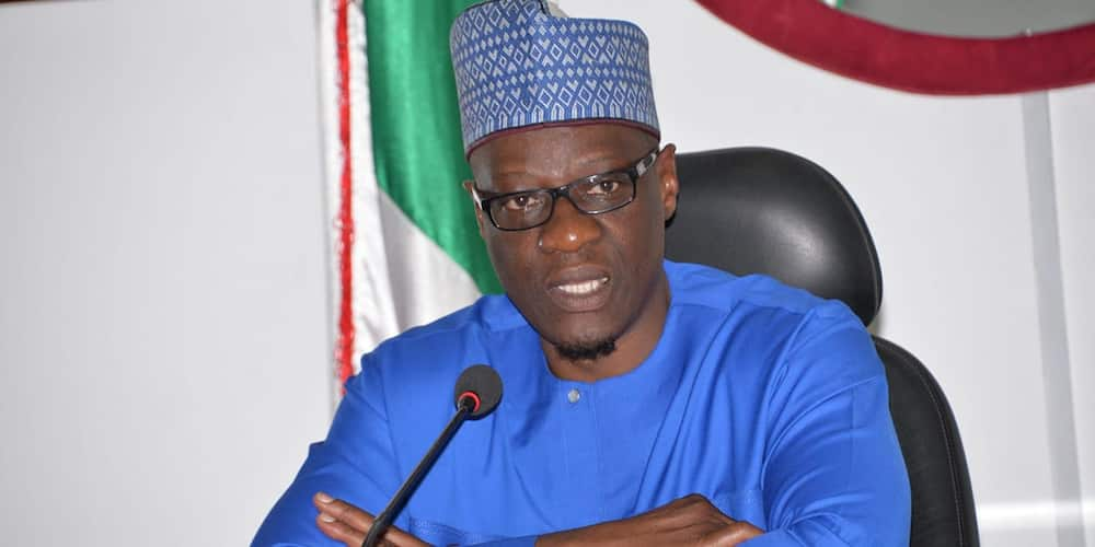 Former Kwara Governor Abdulfatah Ahmed Reacts as AMCON Seizes His Properties Worth Billions of Naira