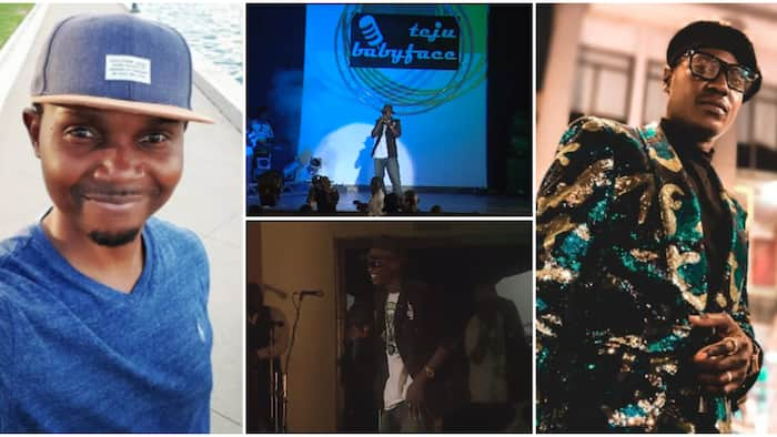 He always showed: Teju Babyface shares throwback video of Sound Sultan performing at his show