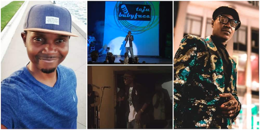 Teju Babyface talks about Sound Sultan