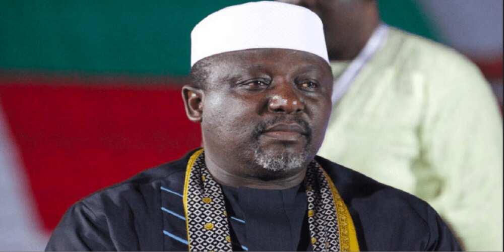 Damfara: Okorocha ya yi wa EFCC 'wankin babban bargo'